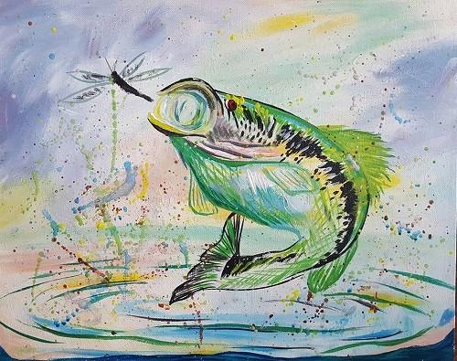 Bass in Air