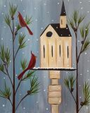 Cardinals-Winter-Home