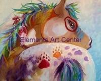 Painted Horse II