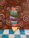 Tea Stacks