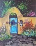 adobe entrance