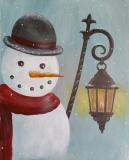Snowmanlantern