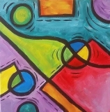 Kids Abstract