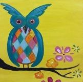 Retro Owlie