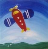 Zippin Airplane