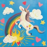 rainbow hoppin