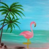 Tropical-Flamingo