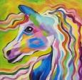 Painted Horses (Custom)
