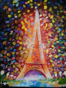 """""""Paris Lights"""""""