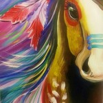 """""""Painted Horse"""""""