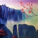 """""""Waterfall Mist"""""""