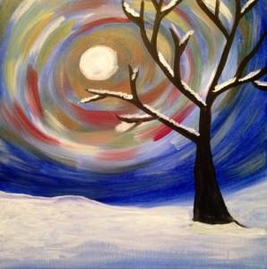 Winter Night (Small)