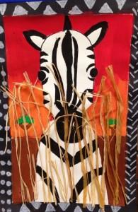 zebra (Medium)