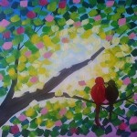 Spring Love Nest