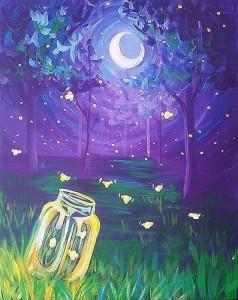 summer nightlights