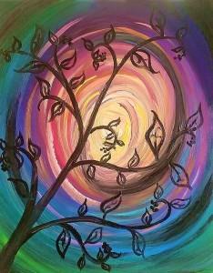 swirly tree 3